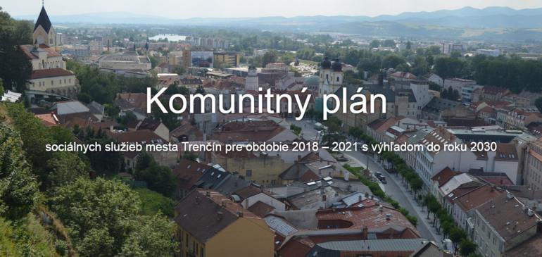 Priestorové analýzy pomohli pri plánovaní sociálnych služieb v Trenčíne